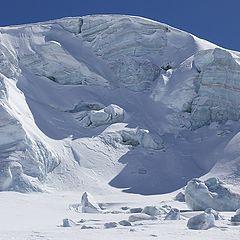 """фото """"The glacier"""""""