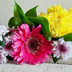 """фото """"Букетик цветов"""""""