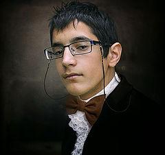 """фото """"Портрет молодого человека"""""""