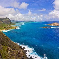 "фото ""Volcanic Island"""