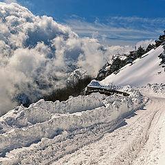 """фото """"Зима в раю"""""""