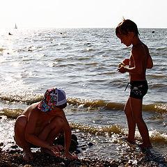 "фото ""Лето,море,детство,мечта..."""