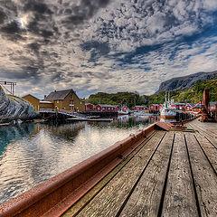"photo ""Nusfjord...."""