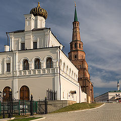 "photo ""From a series "" the Kazan Kremlin """""