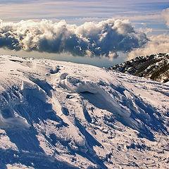 """фото """"В краю, где лишь снега и облака..."""""""