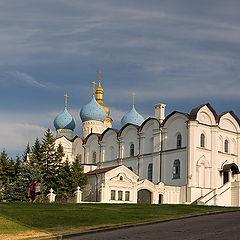 "photo ""From a series "" the Kazan Kremlin """""