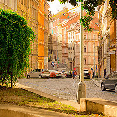 "photo ""Streets of Prague"""