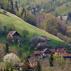 """фото """"На границе Мунтении и Трансильвании"""""""