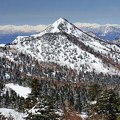 """фото """"Гора Куманоя."""""""