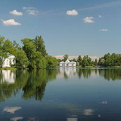 "фото ""Екатерининский парк (Пушкин)"""