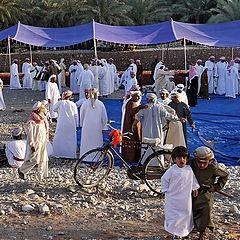 """фото """"Оман. Местная свадьба. Последние приготовления."""""""