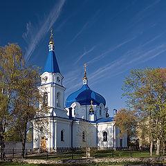 "photo ""Sortavala. Nikoliskaya's church"""