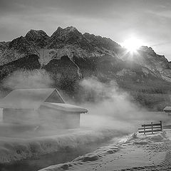 "фото ""Winter sun"""