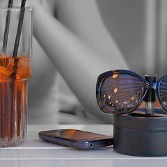 "photo ""The orange-striped mood ..."""