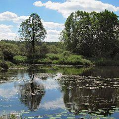 "photo ""Nerka river"""