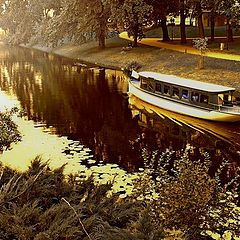 """photo """"City Canal"""""""