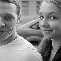 """фото """"Брат и сестра (8 лет спустя)"""""""