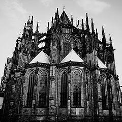"""photo """"Кафедральный собор святого Вита"""""""