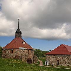 "photo ""Fortress Korela (Kexholm)"""