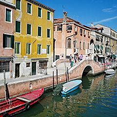 """фото """"Венецианская перспектива"""""""