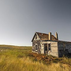 "фото ""Small house on the prairie"""