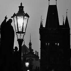 """photo """"Прага утром"""""""