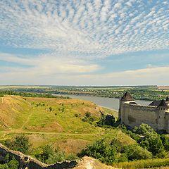 """photo """"Khotyn fortress"""""""