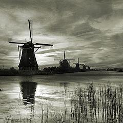 "photo ""Watermills"""