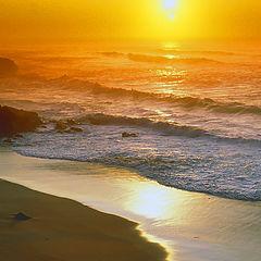 """photo """"Guincho Beach"""""""