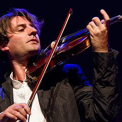 "photo ""Violinist"""