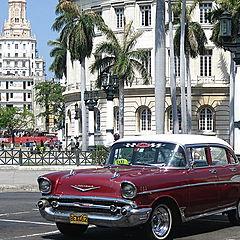 """фото """"Chevrolet в Гаване"""""""