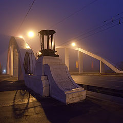 "photo ""fog in city"""