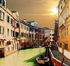 """photo """"Venice in October"""""""