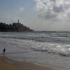 "photo ""Football in Jaffa ..."""