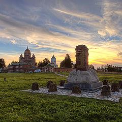 """фото """"Спасо-Бородинский монастырь"""""""