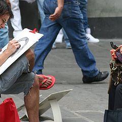 "photo ""street's artist"""