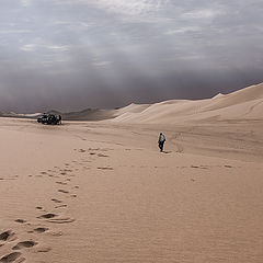 """фото """"Traces and Dunes"""""""