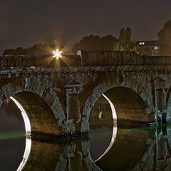 """photo """"Ponte diTiberio"""""""