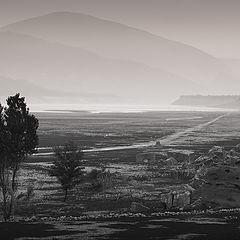 "photo ""Night valley"""