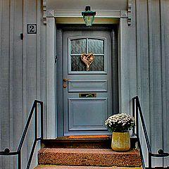 """фото """"The door"""""""