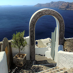 """фото """"Дверь в море"""""""