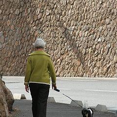 """photo """"a good walk"""""""