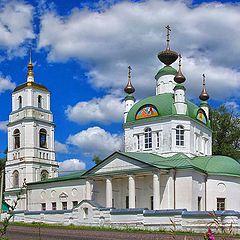 "photo ""Khoteichi church"""