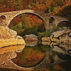 "фото ""The Devil's Bridge"""