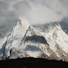 "photo ""Gasherbrum group view"""
