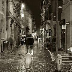 "фото ""Под одним зонтом..."""