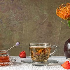 """фото """"натюрморт с чаем"""""""