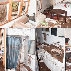 "фото ""Sandy was here - inside of one apartment"""