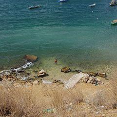 "photo ""Wild beach"""