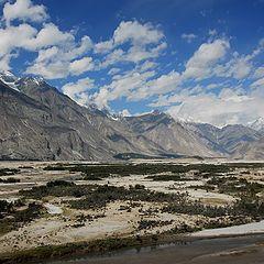 "photo ""Shigar valley"""